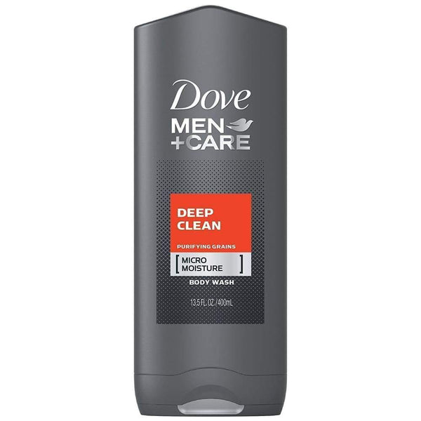 Dove Men+Care Body Wash Deep Clean 13.5Oz. - Inmate Care Packages