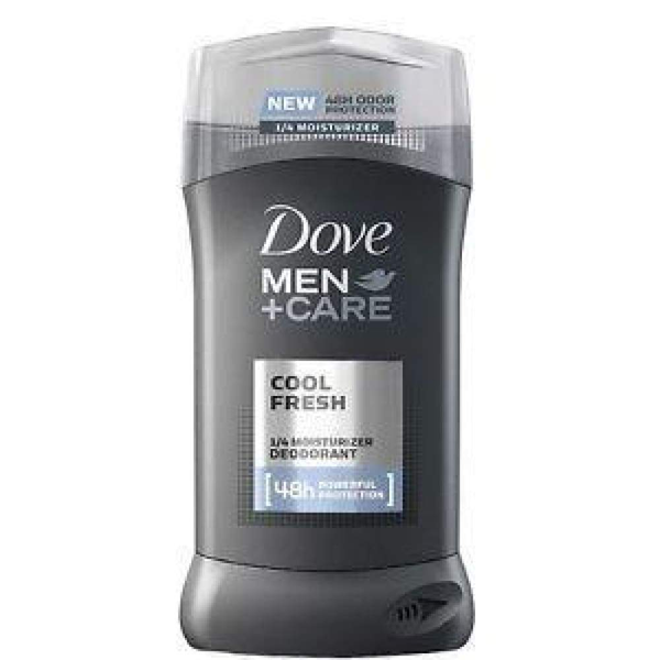 Dove Men+Care Deordorant Invisible Solid Cool 2.7Oz - www.inmatecarepackage.net
