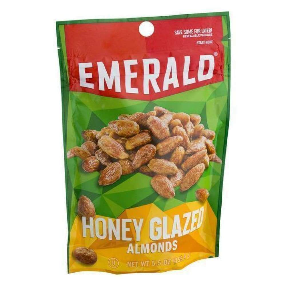 Emerald Almond Honey Glazed 5.5Oz - Inmate Care Packages
