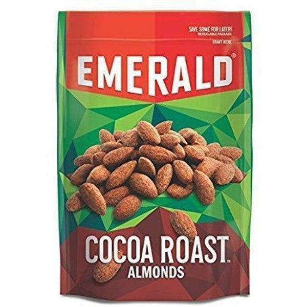 Emerald Almonds Cocoa Roast Dark Chocolate - Inmate Care Packages