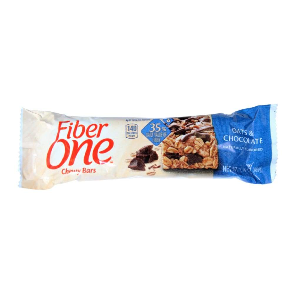 Fiber One(R), Chewy Granola Bar, Oats & Chocolate 1.4Oz - Inmate Care Packages