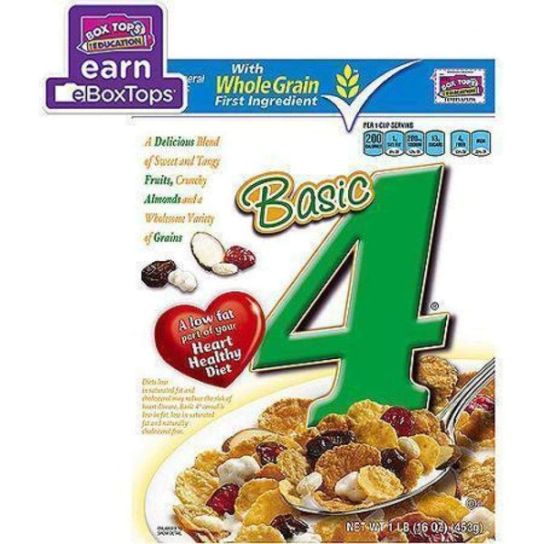 General Mills Basic Four Cereal 16 Oz. - Inmate Care Packages