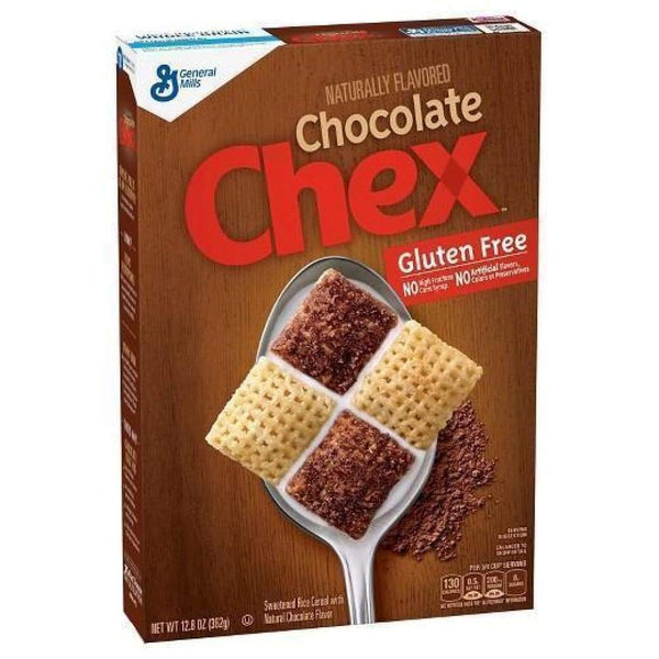 General Mills Chocolate Chex Cereal, 12.8 Oz. - www.inmatecarepackage.net