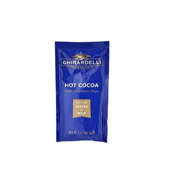 Ghirardelli Hot Cocoa & Chips 1 Oz. - Inmate Care Packages
