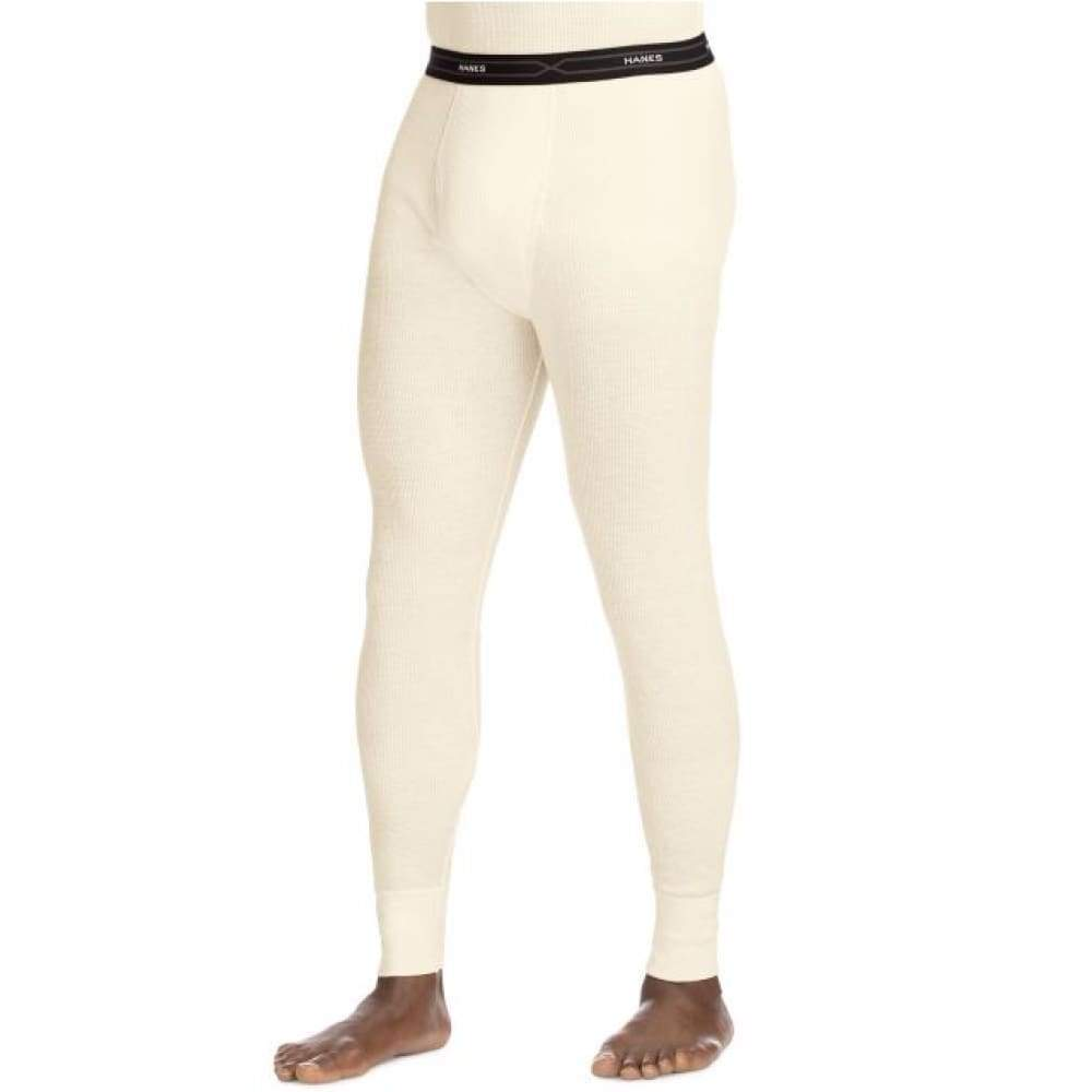 Hanes X-Temp™ Men's Organic Cotton Thermal Pant - Inmate Care Packages
