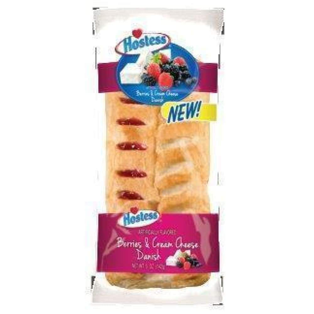 Hostess Berry And Cheese Danish Single-Serve - www.inmatecarepackage.net