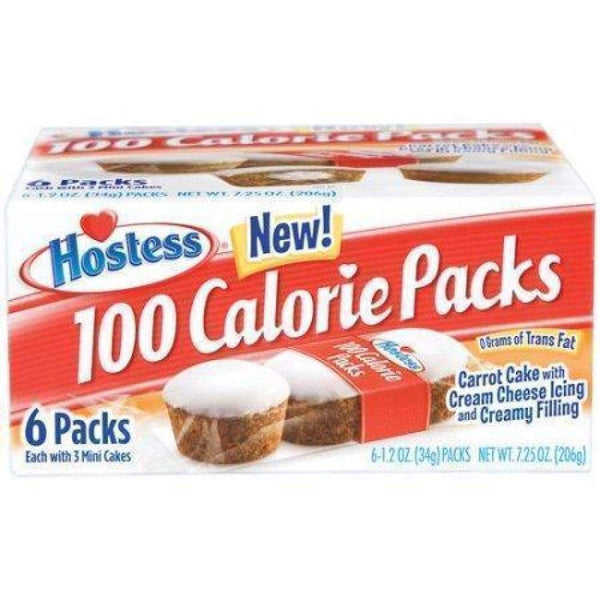 Hostess Cream Cheese Cake Slice Single-Serve 3.5 Oz. - www.inmatecarepackage.net
