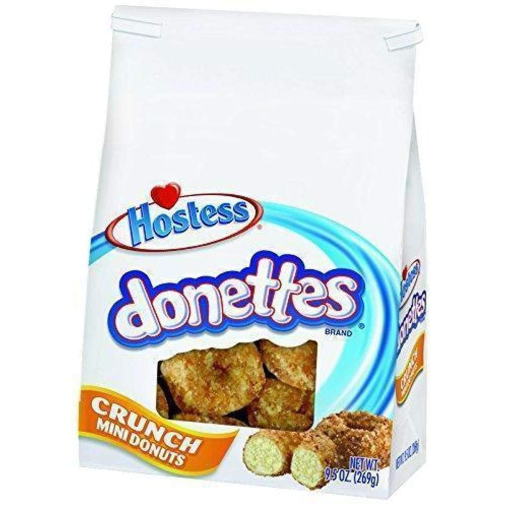 Hostess Crunch Donette Bag - Inmate Care Packages