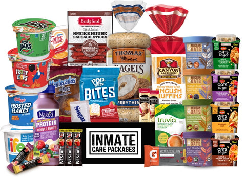 Breakfast Bonanza - Inmate Care Packages