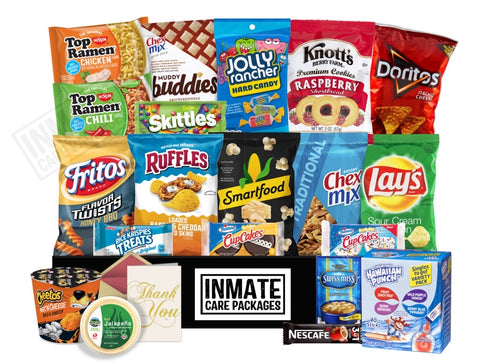 Celebrate - Inmate Care Packages