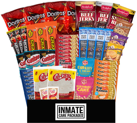 Grand Signature Care Package - www.inmatecarepackage.net