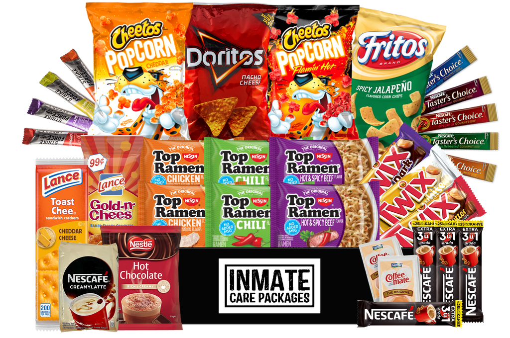 Fast Pack - Inmate Care Packages