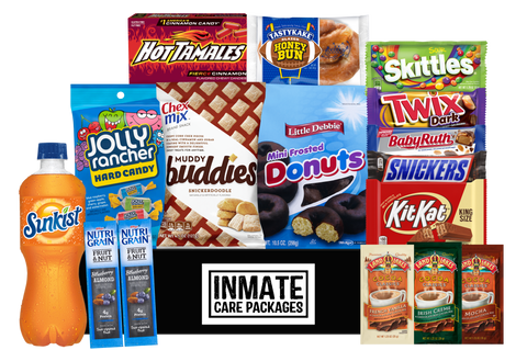 Sweet Tooth - Inmate Care Packages