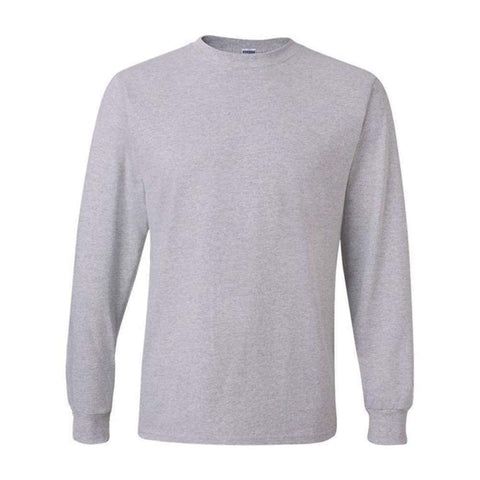 Jerzees Adult 100% Cotton Long-Sleeve T-Shirt - www.inmatecarepackage.net