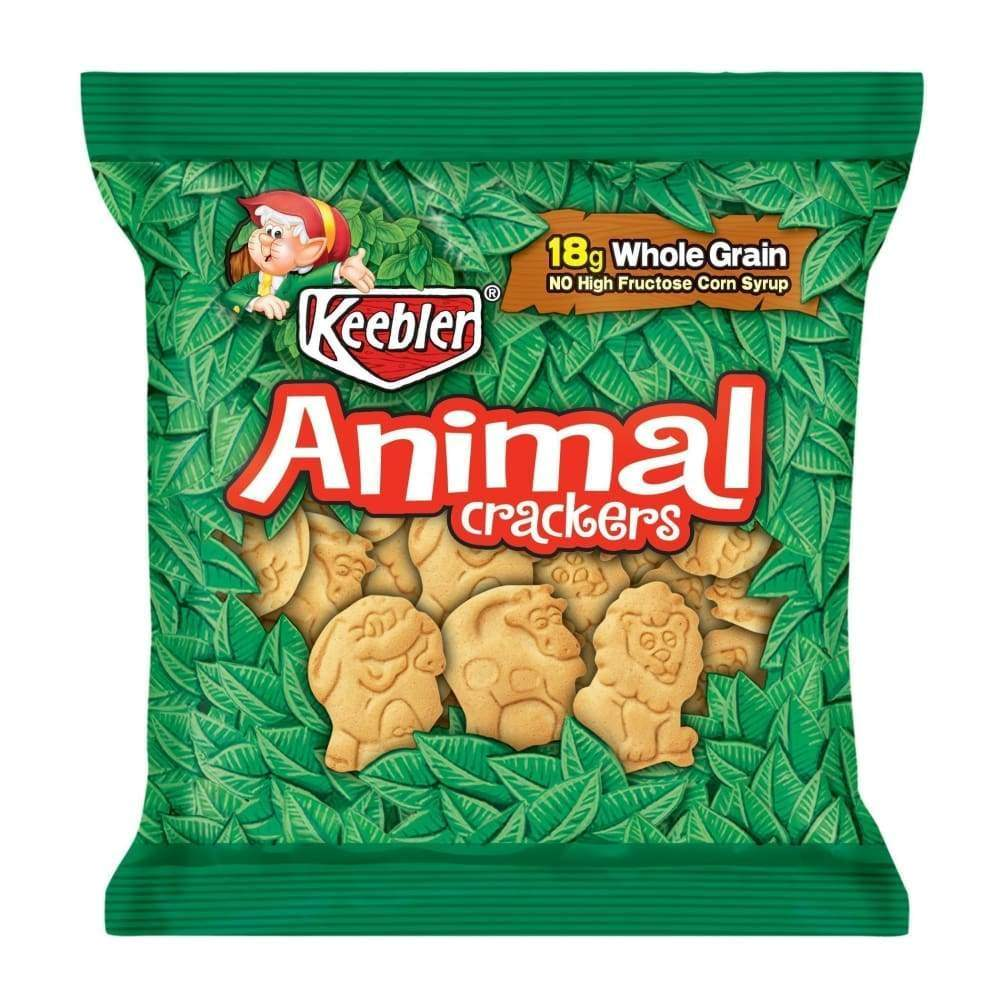 Keebler Animal Crackers Cookies - www.inmatecarepackage.net