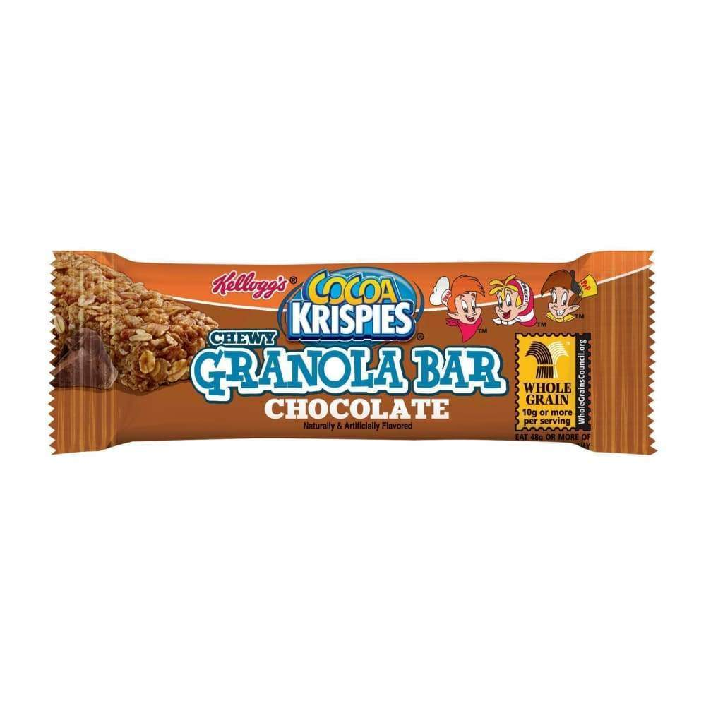 Kellogg's Cereal Breakfast Bar Chocolate - Inmate Care Packages