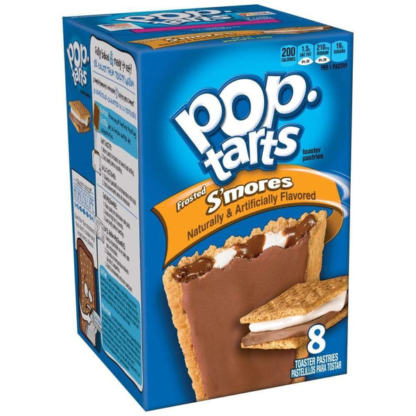 Kellogg's Pop-Tarts Frosted Smores 14.7Oz - Inmate Care Packages