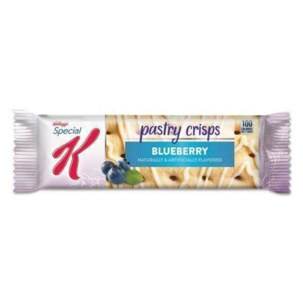 Kellogg's Special K Cereal Bars Blueberry Fruit Crisp - www.inmatecarepackage.net