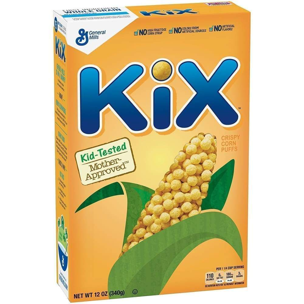 Kix Cereal(R) 12 Oz - Inmate Care Packages