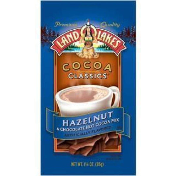 Land O Lakes, Hot Cocoa Mix Chocolate & Hazelnut - Inmate Care Packages