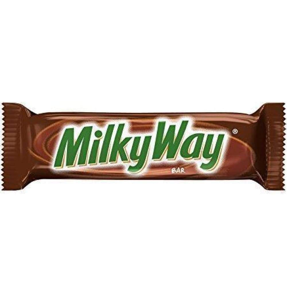 Milky Way Candy Bar - www.inmatecarepackage.net