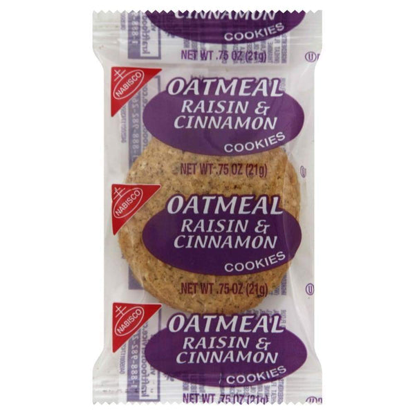 Nabisco Cookies Oatmeal Raisin - www.inmatecarepackage.net
