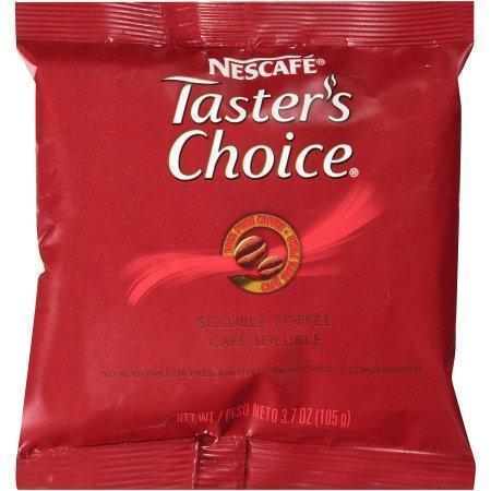 Nescafe Taster's Choice Pouch 3.7Oz - Inmate Care Packages