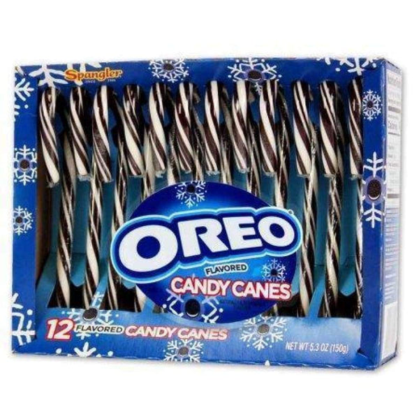 Oreo Candy Canes - www.inmatecarepackage.net