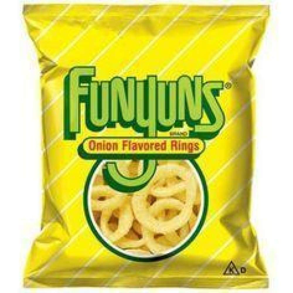 Regular Funyuns, 0.87Oz - Inmate Care Packages