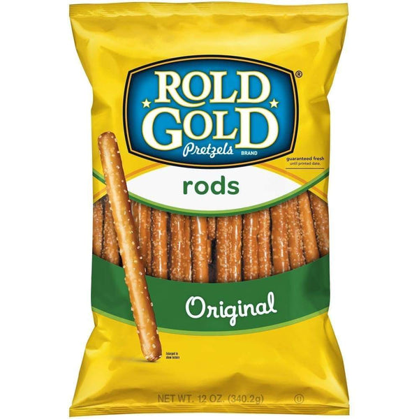 Rold Gold Rod Pretzel, 12 Oz. - Inmate Care Packages