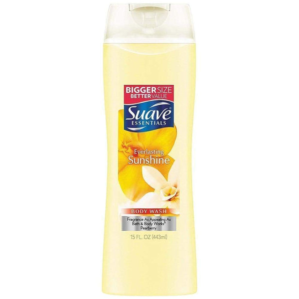 Suave Body Wash Essentials Milk + Honey Splash 15Oz. - www.inmatecarepackage.net
