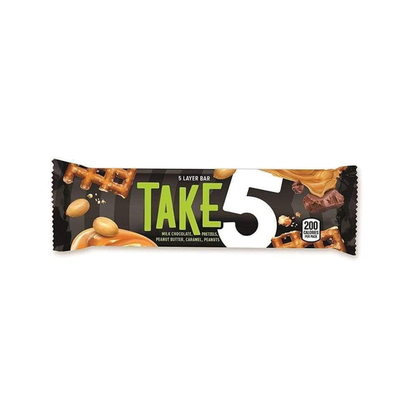 Take 5 Bar - www.inmatecarepackage.net