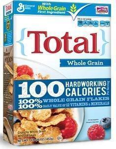 Total(R) Whole Grain, 10.6 Oz - Inmate Care Packages