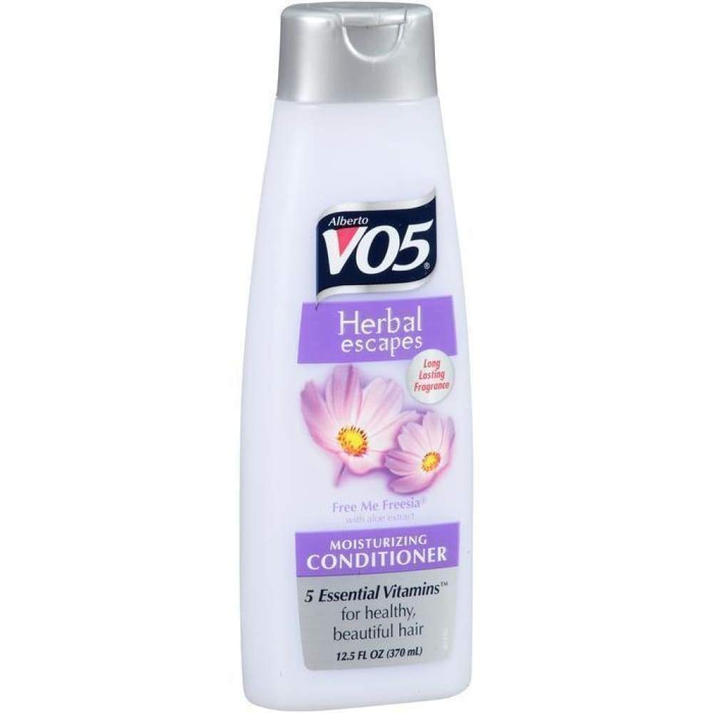 Vo5 Herbal Escapes Conditioner Freesia 12.5Oz. - www.inmatecarepackage.net