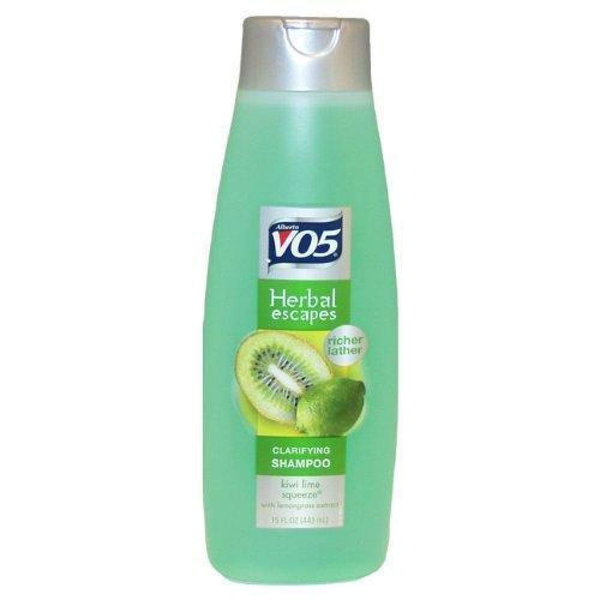 Vo5 Herbal Escapes Shampoo Kiwi Lime Squeeze 12.5Oz. - www.inmatecarepackage.net