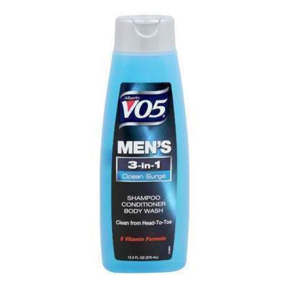 Vo5 Men's 3N1 Ocean Surge 12.5Oz. - Inmate Care Packages