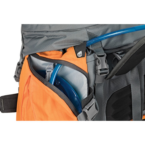 Lowepro Powder 500 AW back pack - Grey Orange