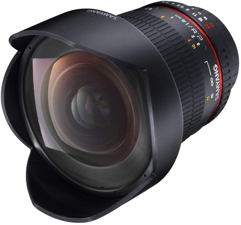 SAMYANG 16MM F2.0 ED AS UMC CS - CANON EF-S (APS-C)