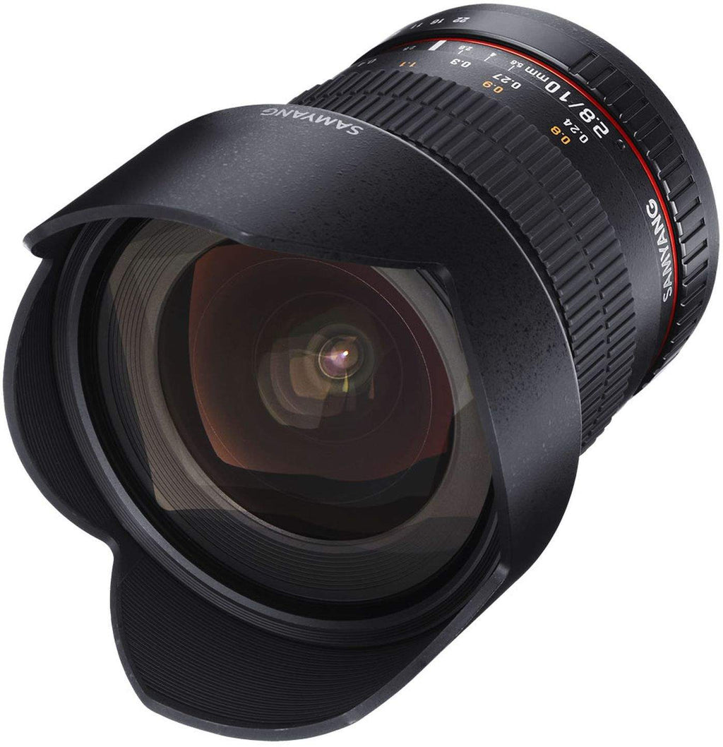 SAMYANG 10MM F2.8 ED AS NCS CS - CANON EF-S (APS-C)