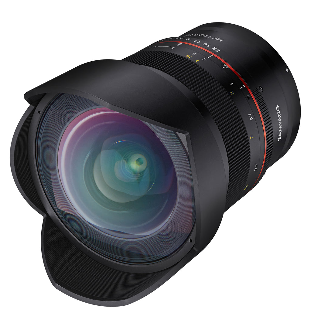 SAMYANG MF 14MM F2.8 RF - CANON RF (Full frame mirrorless)