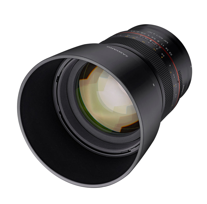 SAMYANG MF 85MM F1.4 RF - CANON RF (Canon full frame mirrorless)
