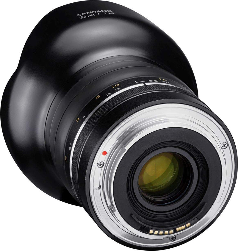 Samyang XP 14mm F/2.4 - Canon EF mount
