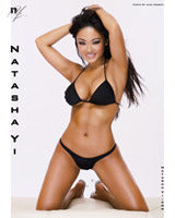 Photo 8x10: Black Bikini Smile data-fancybox=