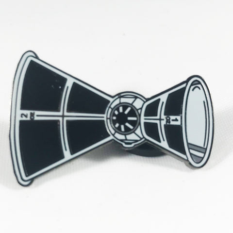 Tie Fighter Pin