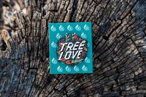 Tree Love Pacific Pin