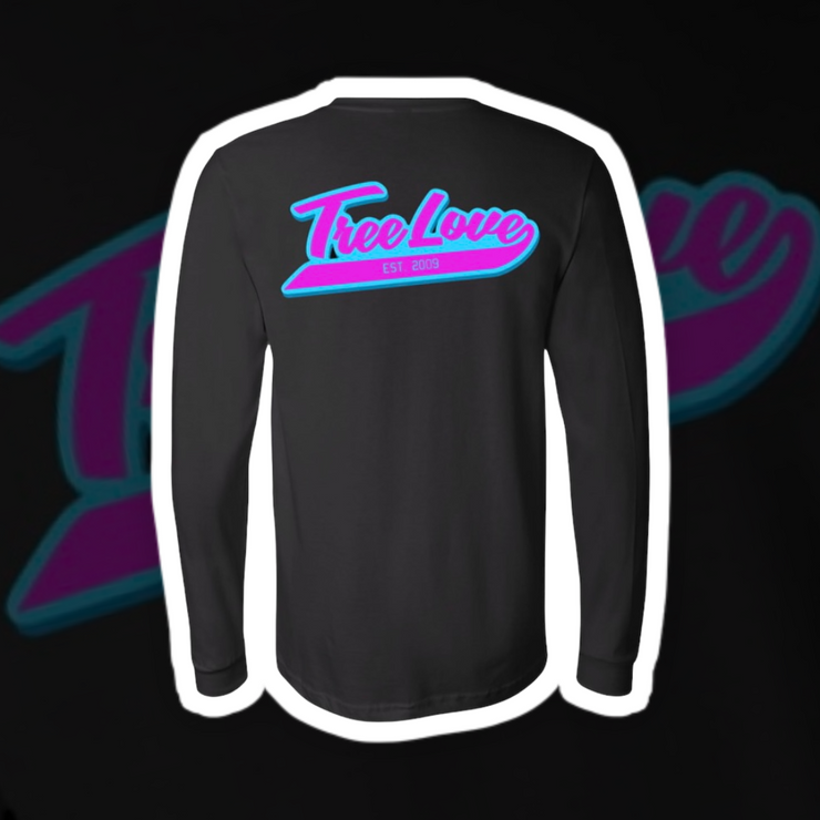 Tree Love Miami Vice Long Sleeve