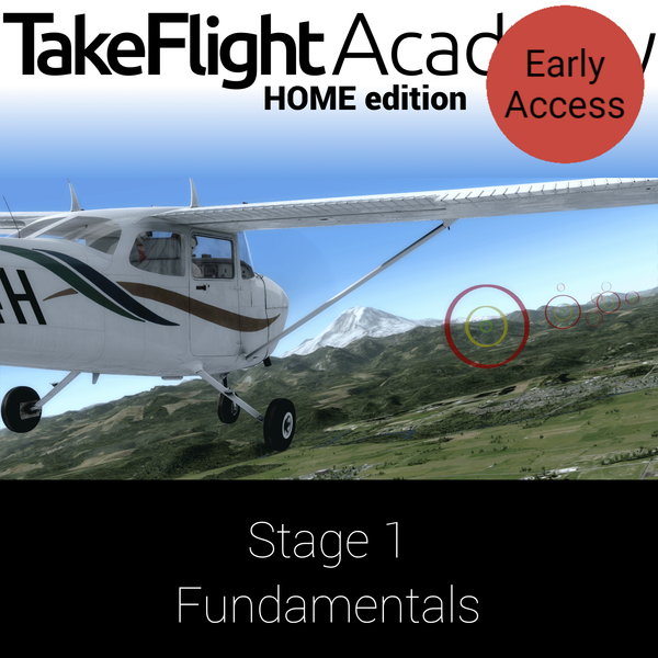 TakeFlight Academy - Standard (FSX) - Stage 1