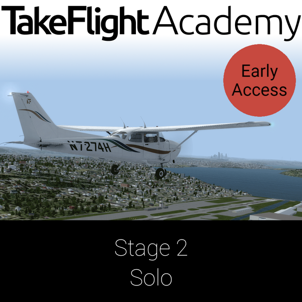 TakeFlight Academy - Stage 2 - Solo