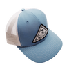 Columbia Blue/White Hat