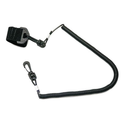 YakGear Coiled Fishing Rod Leash